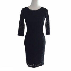 Eliza J lace elegant dress nwt  sz 0